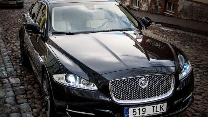 Jaguar XJ Supersport Lang 2012 3.0 202 kW